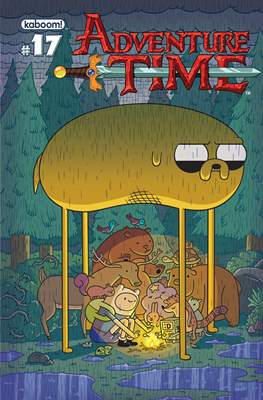 Adventure Time (Comic Book 24 pp) #17