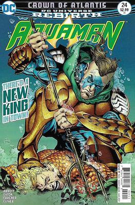 Aquaman Vol. 8 (2016-) (Comic Book) #24