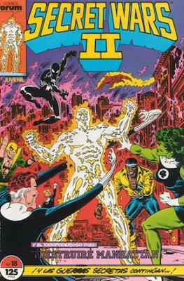 Secret Wars (1985-1987) (Grapa 32 pp) #18
