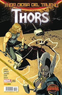Thor / El Poderoso Thor / Thor - Dios del Trueno / Thor - Diosa del Trueno / El Indigno Thor (2011-) (Grapa) #55