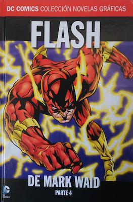 Colección Novelas Gráficas DC Comics: Flash de Mark Waid (Cartoné) #4