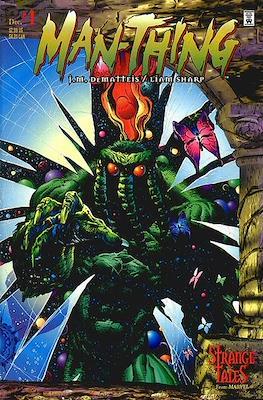 Man-Thing (Vol. 3 1997-1998) (Comic Book) #1