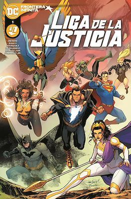 Liga de la Justicia. Nuevo Universo DC / Renacimiento #116/1