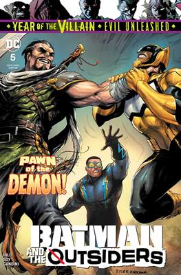 Batman And The Outsiders Vol. 3 (2019) (Comic Book) #5
