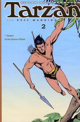 Tarzan par Russ Manning (Cartoné con sobrecubierta) #2