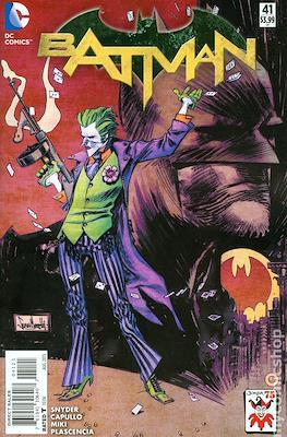 Batman Vol. 2 (2011-2016 Variant Covers) (Comic Book) #41