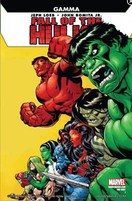 Gamma: Fall of the Hulks
