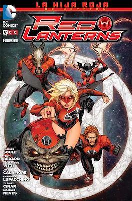 Red Lanterns. Nuevo Universo DC (Rústica) #6