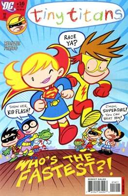 Tiny Titans (Comic-Book) #16