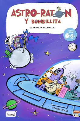 Astro-Ratón y Bombillita (Rústica) #4