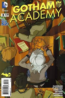 Gotham Academy (2014-2016) (Comic-Book) #3