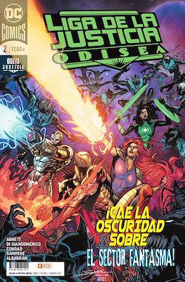 Liga de la Justicia: Odisea (Rústica 128 pp) #2