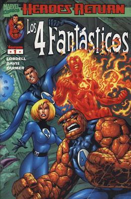 Los 4 Fantásticos Vol. 3 (1998-2001). Heroes Return (Grapa 24-48 pp) #1
