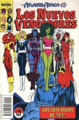 Los Nuevos Vengadores Vol. 1 (1987-1994) (Grapa 32 pp) #36