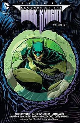 Batman: Legends of the Dark Knight Vol. 2 (2012) (Softcover) #5