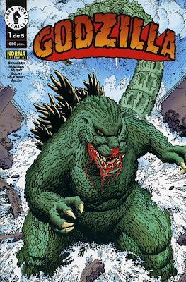 Godzilla (Rústica) #1