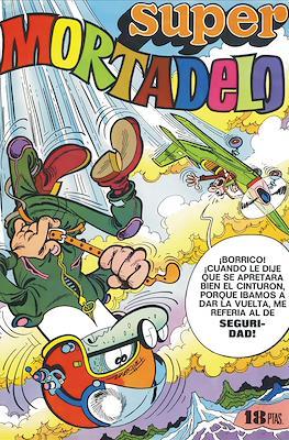 Mortadelo (2ª etapa) / Super Mortadelo (Grapa) #21