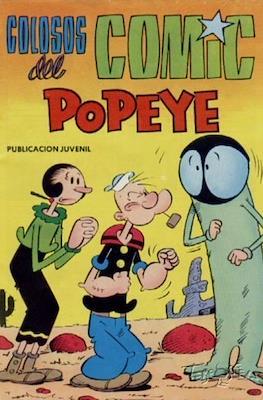 Colosos del Cómic: Popeye