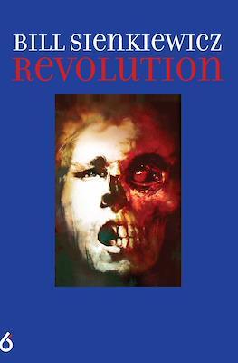 Bill Sienkiewicz (Hardcover 216 pp) #1