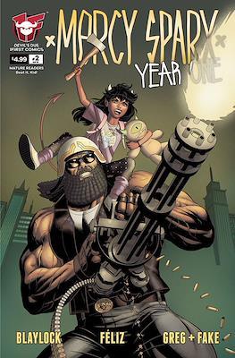 Mercy Sparx: Year One (Comic-book / Digital) #2