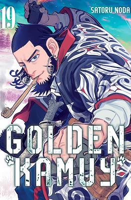 Golden Kamuy (Rústica con sobrecubierta) #19