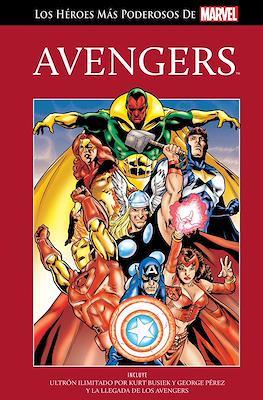 Los Héroes Más Poderosos de Marvel (Cartoné) #1