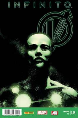 Los Vengadores Vol. 4 (2011-) (Grapa) #36