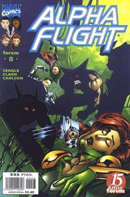 Alpha Flight Vol. 2 (1998-1999) (Grapa) #8