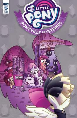My Little Pony: Ponyville Mysteries (Comic-book) #5