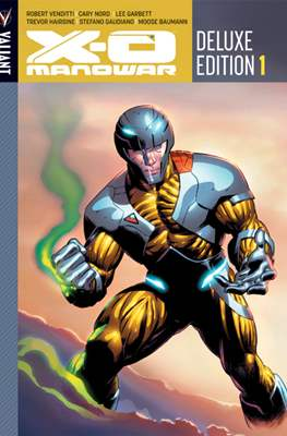 X-O Manowar Deluxe Edition (Digital Collection) #1