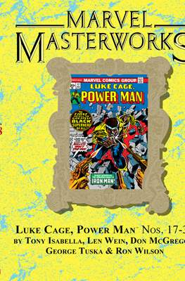 Marvel Masterworks #248