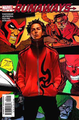 Runaways Vol. 2 (2005-2008) (Comic Book) #2