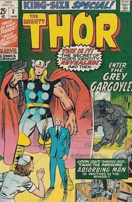 The Mighty Thor Annual (1966-1994) #3