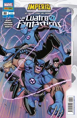 Los 4 Fantásticos / Los Cuatro Fantásticos Vol. 7 (2008-) (Grapa 24-48 pp) #122/22