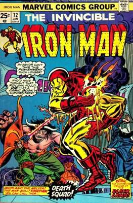 Iron Man Vol. 1 (1968-1996) #72