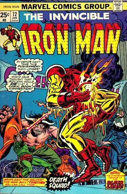 Iron Man Vol. 1 (1968-1996) (Comic book) #72