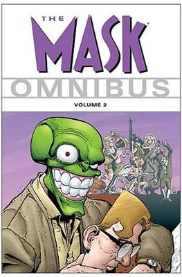 The Mask. Omnibus (Softcover 376-384 pp) #2