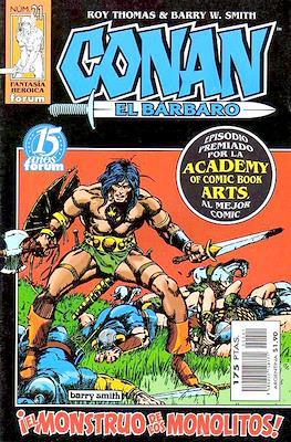 Conan el Bárbaro (1998-2001) (Grapa 24 pp) #21