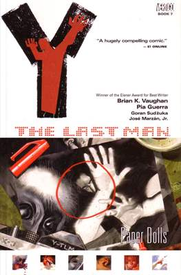 Y: The Last Man (Softcover 128-144-168 pp) #7