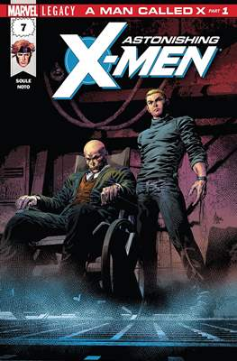 Astonishing X-Men Vol. 4 (2017-2018) #7