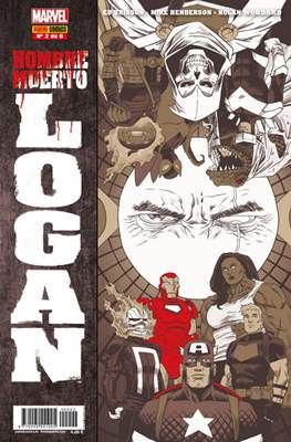 Hombre Muerto Logan (2019-2020) (Grapa 64 pp) #2