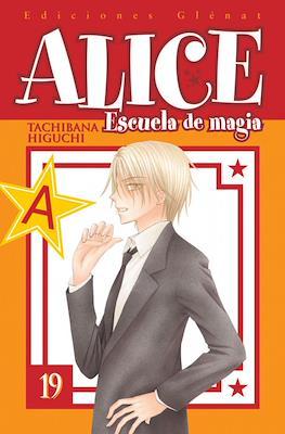 Alice. Escuela de magia (Rústica con sobrecubierta) #19