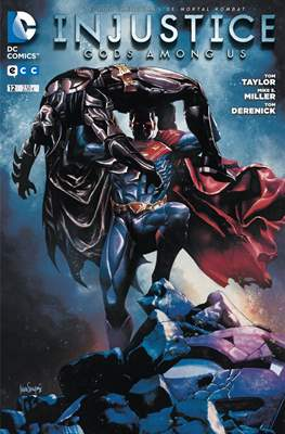 Injustice: Gods Among Us (Grapa 32 pp) #12