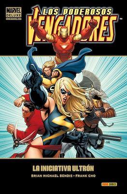 Los Poderosos Vengadores. Marvel Deluxe (Cartoné 176 pp) #1