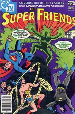 Super Friends Vol.1 (1976-1981) (Grapa, 32 págs.) #12