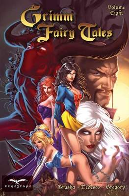 Grimm Fairy Tales (Softcover) #8