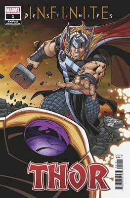 Thor Annual (2021- Variant Cover)
