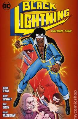 Black Lightning (Softcover 232-184 pp) #2