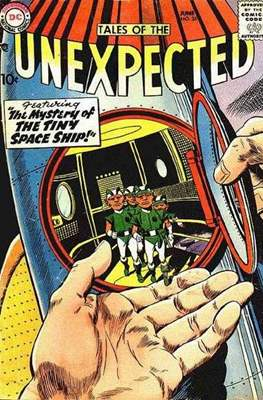 Tales of the Unexpected (1956-1968) (Comic Book) #26