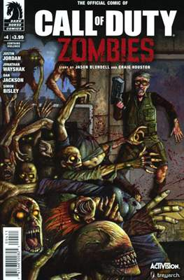 Call of Duty: Zombies (Comic Book) #4